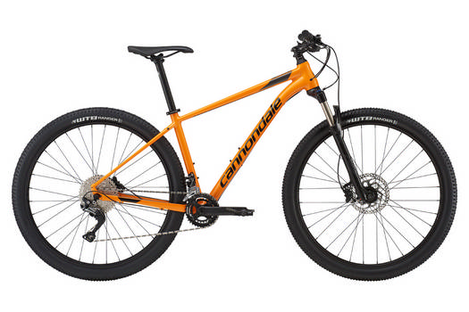 cannondale Trail 3 tangerine