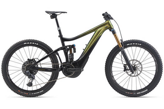 giant Reign E+ 0 Pro 25km/h - green