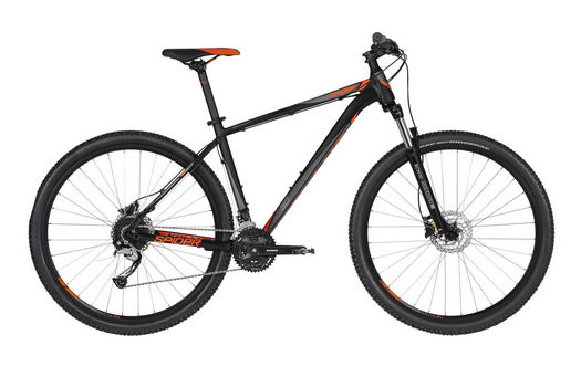 kellys SPIDER 50 29 black orange