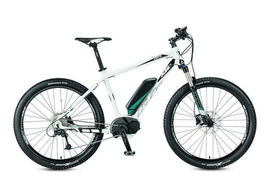 ktm MACINA FORCE 273 white